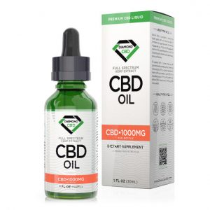CBD Oil 1000 MG